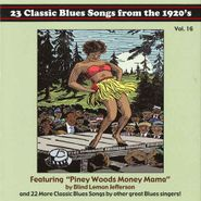 Various Artists, Piney Woods Money Mama (CD)