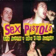 Sex Pistols, Sex, Anarchy & Rock N' Roll Swindle (LP)