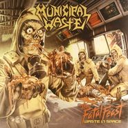 Municipal Waste, The Fatal Feast - Waste In Space [Yellow Vinyl] (LP)