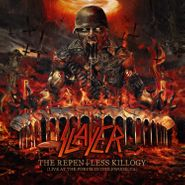 Slayer, The Repentless Killogy (Live At The Forum In Inglewood, CA) [Red Swirl Vinyl] (LP)