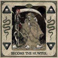 Suicide Silence, Become The Hunter [Bone/Black Splatter Vinyl] (LP)