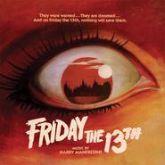 Harry Manfredini, Friday The 13th [Score] [Colored Vinyl] (LP)