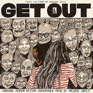 Michael Abels, Get Out [OST] [Green Marbled Vinyl] (LP)
