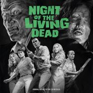 Various Artists, Night Of The Living Dead [OST] [Ghoul Green Vinyl] (LP)