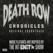 Various Artists, Death Row Chronicles [OST] [Clear Vinyl] (LP)