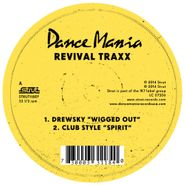 """Various Artists, Dance Mania Revival Traxx EP (12"""")"""