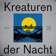Various Artists, JD Twitch Presents Kreaturen Der Nacht (LP)