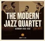 The Modern Jazz Quartet, Lost Tapes: Germany 1956-1958 (CD)