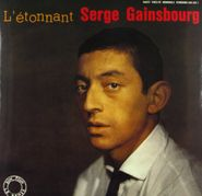 "Serge Gainsbourg, N°3 (L'étonnant Serge Gainsbourg) (10"")"