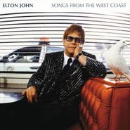 Elton John, Songs From The West Coast (CD)