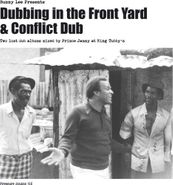"Bunny ""Striker"" Lee, Dubbing In The Front Yard & Conflict Dub (CD)"