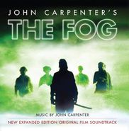 "John Carpenter, The Fog [OST] (7"")"