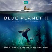 Hans Zimmer, Blue Planet II [OST] [Record Store Day Blue Vinyl] (LP)