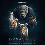 Benji Merrison, Dynasties [OST] (CD)