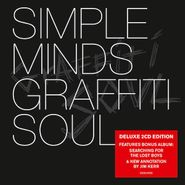 Simple Minds, Graffiti Soul [Deluxe Edition] (CD)