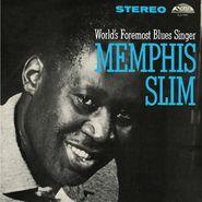 Memphis Slim, World's Foremost Blues Singer (LP)
