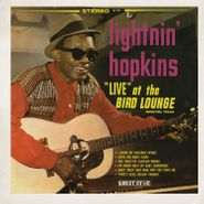 Lightnin' Hopkins, Live At The Bird Lounge (LP)