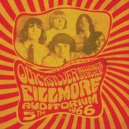 Quicksilver Messenger Service, Fillmore Auditorium-November 5 1966 (CD)