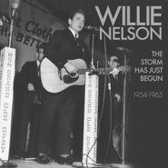 Willie Nelson, The Storm Has Just Begun 1954-1965 (LP)
