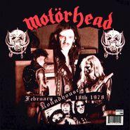 Motörhead, Roundhouse - February 18th 1978 [Colored Vinyl] (LP)