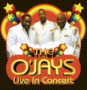 The O'Jays, Live In Concert (CD)