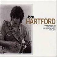 John Hartford, John Hartford / Iron Mountain Depot / Radio John: 3 Original Albums on 2 CDs (CD)
