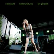 Sonic Youth, Battery Park NYC: July 4th 2008 (LP)