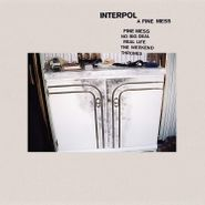 Interpol, A Fine Mess EP (CD)