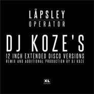 "Låpsley, Operator (DJ Koze's 12 Inch Extended Disco Version) (12"")"