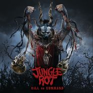 Jungle Rot, Kill On Command [Red Vinyl] [Record Store Day] (LP)