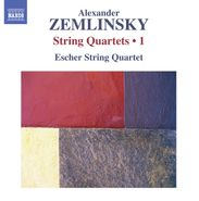 Alexander Zemlinsky, Zemlinsky: String Quartets Vol. 1 (CD)