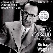 Richard Wagner, Hans Rosbaud Conducts Richard Wagner (CD)