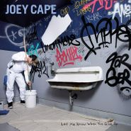 Joey Cape, Let Me Know When You Give Up (CD)