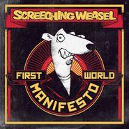 Screeching Weasel, First World Manifest (CD)