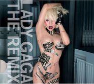Lady Gaga, Remix (CD)