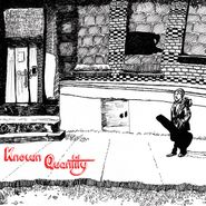 Willie Lane, Known Quantity (LP)