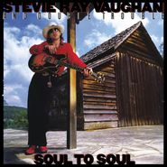 Stevie Ray Vaughan And Double Trouble, Soul To Soul [200 Gram Vinyl] (LP)