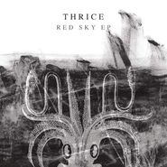 Thrice, Red Sky [Colored Vinyl] (LP)