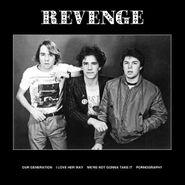 """The Revenge, Four Song EP (12"""")"""