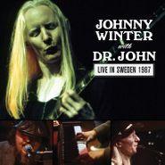 Johnny Winter, Live In Sweden 1987 (LP)