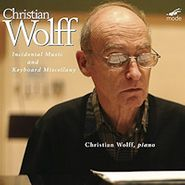 Christian Wolff, Wolff:  Incidental Music & Key (CD)
