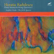 Horatiu Radulescu, Radulescu: Sonatas & String Quartets No. 1 (LP)