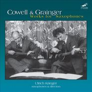 Henry Cowell, Works For Saxophones (CD)