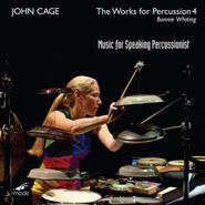 John Cage, Cage: The Works For Percussion Vol. 4 - Music For Speaking Percussionist (CD)