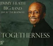 Jimmy Heath, Togetherness: Live at the Bluenote (CD)