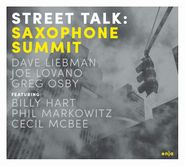 Dave Liebman, Street Talk (CD)