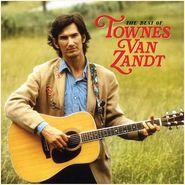Townes Van Zandt, The Best Of Townes Van Zandt (LP)