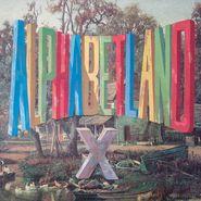 X, ALPHABETLAND (LP)