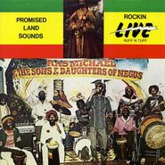 Ras Michael, Promised Land Sounds - Rockin' Live Ruff N Tuff (LP)