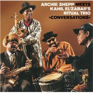Archie Shepp, Conversations (LP)